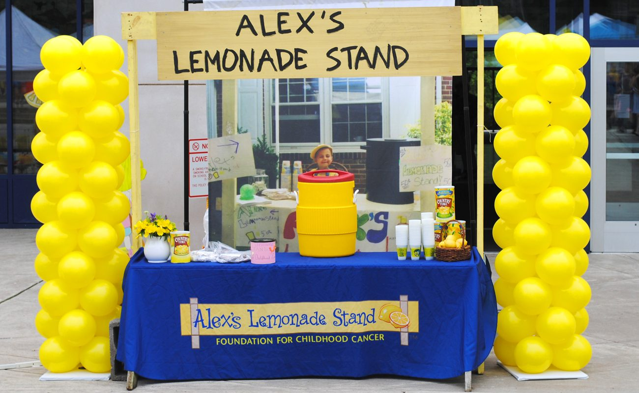 'Lemonade Days' Are Coming: Fight Childhood Cancer with ...